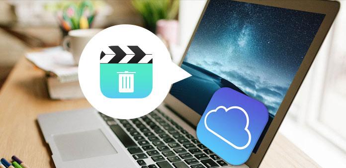 حذف أفلام من iCloud