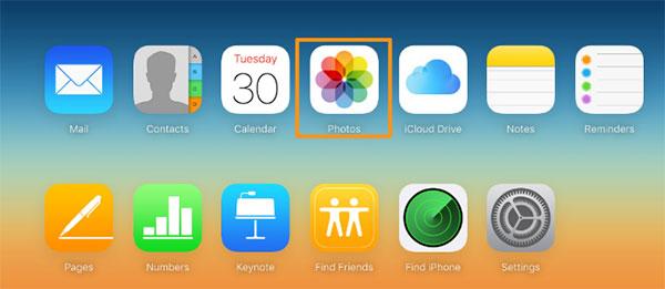 Usuń zdjęcia z iCloud