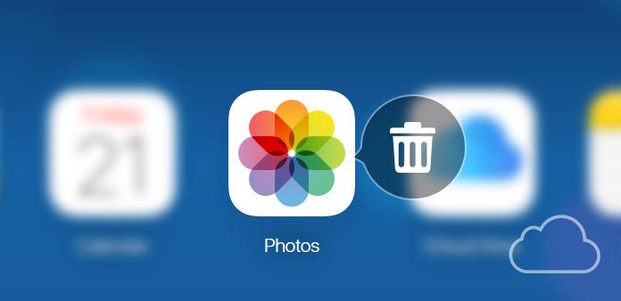 Poista kuvat iCloudista