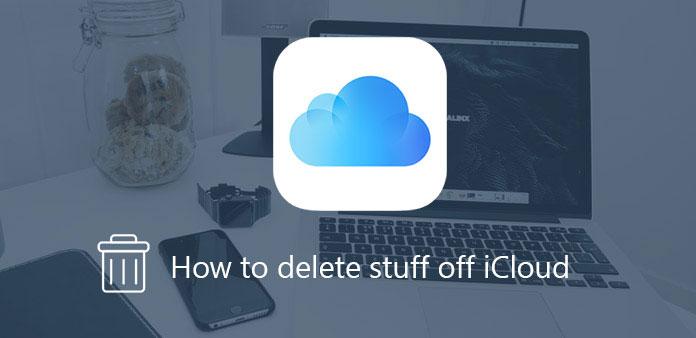 Slett ting av iCloud