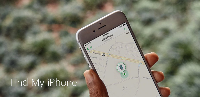 Enable Find My iPhone