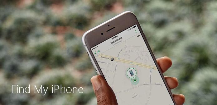 Activeer Zoek mijn iPhone