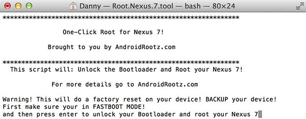 Инструментарий Easy Rooting Toolkit