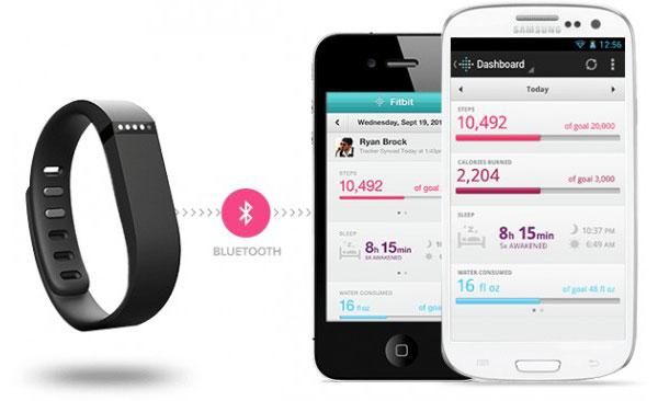 انشاء Fitbit