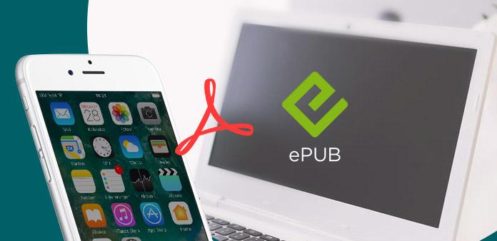 Hoe ePub PDF over te zetten tussen iPhone en pc