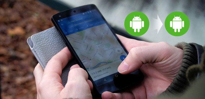 نقل كل شيء من Android إلى Android