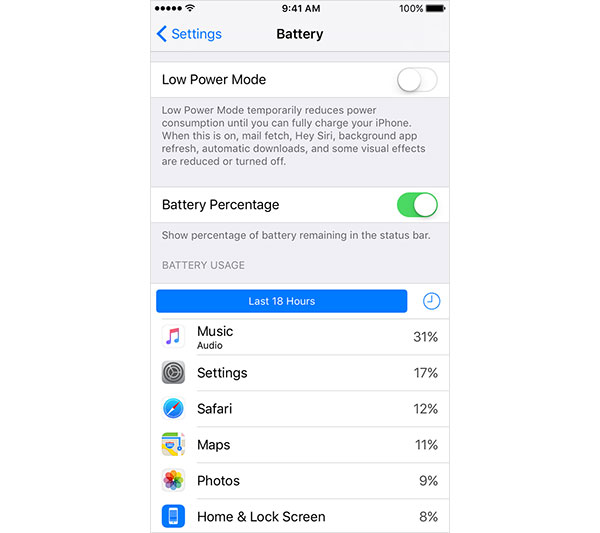 how to turn battery percentage on iphone how to turn on battery percentage on iphone 5574