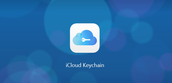 iCloud kulcstartó