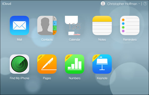 Uzyskaj bezpośredni dostęp do notatek iCloud