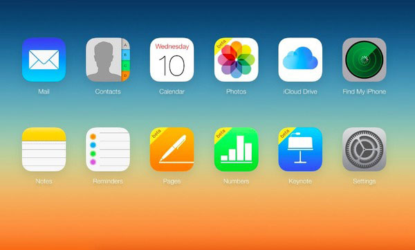 Enable iCloud on your iPhone