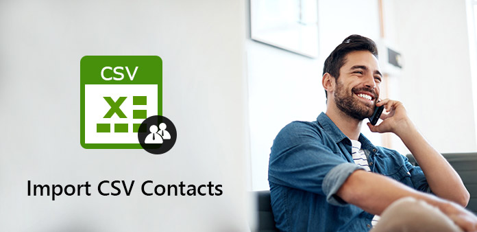 Import CSV Contacts