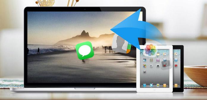 Transferir archivo de iPad a Mac
