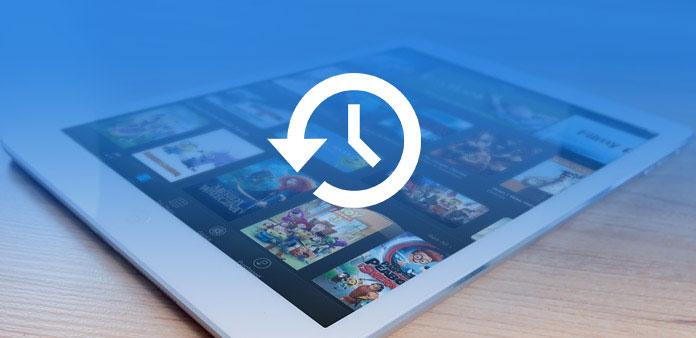 kopii zapasowej iPada