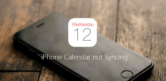 Fix the Issue on iPhone Calendar not Syncing