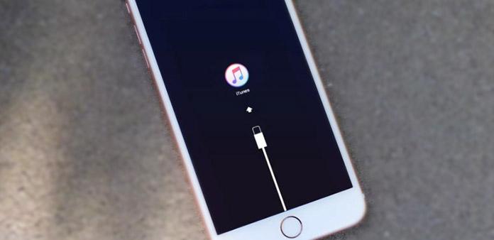احصل على iPhone من وضع الاسترداد