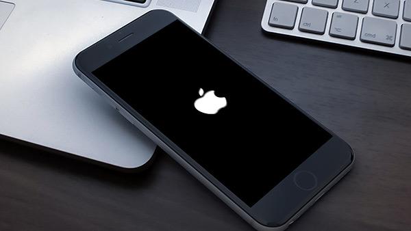 Fixer l'iPhone bloqué sur le logo Apple