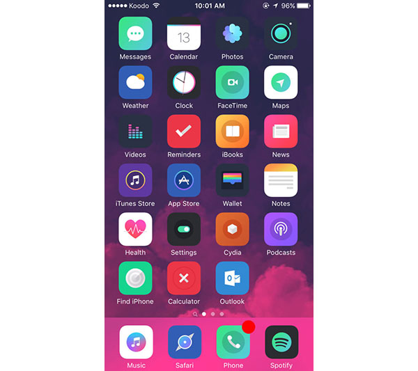 Top 20 Iphone Themes On Market