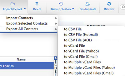export iphone contacts to gmail how to transfer contacts from iphone to gmail with vcard file 16898