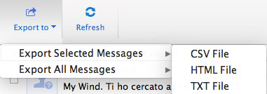 How to Download Text Messages from iPhone to CSV Format