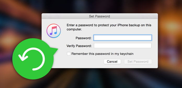 Odzyskaj hasło do zablokowanego iTunes