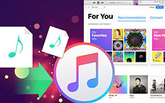 Add Music to iTunes