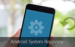 Android System Recovery Error