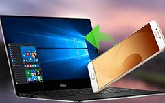 Zálohování telefonu Android na PC