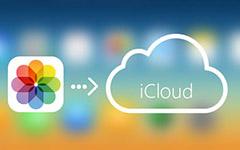 iCloudへのBakup写真