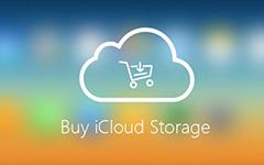 Kjøp iCloud Storage