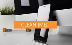 IMEIのクリーンアップ
