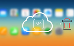 Supprimer des applications de iCloud