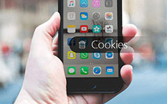 Cookie-k törlése iPhone-on