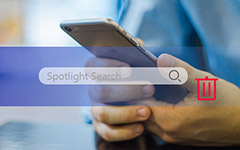 حذف Spotlight Search