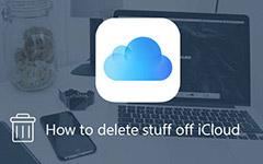 Удалить материал из iCloud
