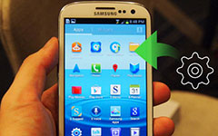 Nulstil Samsung Galaxy S3