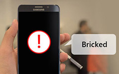 Fix Bricked Samsung Zlomený telefon