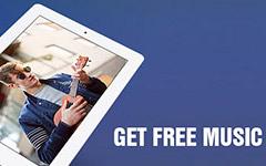 Ottieni musica gratis su iPad dal tuo computer