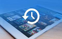 sauvegarde iPad