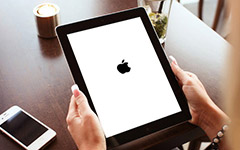 iPad bloccato sul logo Apple