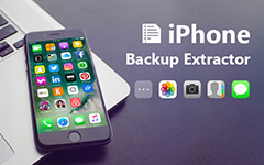 iPhone Backup Extractor لـ Mac / PC