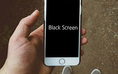 Korjaa iPhone Black Screen
