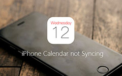 Solucione el problema en el calendario de iPhone no sincronizado