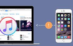 iPhone отключен Подключение к iTunes