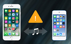 iPod/iPhone won't Sync Music Files with iTunes