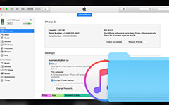iTunes Location Backup