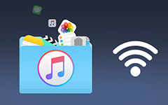 Use iTunes File Sharing on iOS Devices