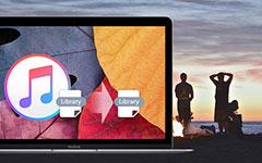 Przenieś bibliotekę iTunes na inny komputer