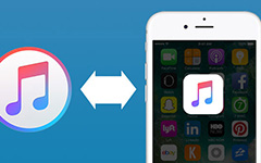 Synchronizace hudby z iTunes do iPhone