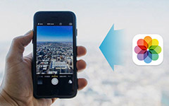 Synchroniser les photos iPhone sur iPhone