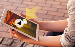 Coloque filmes no iPad